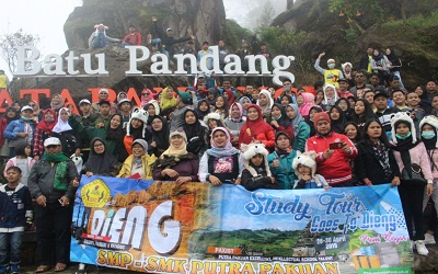Study Tour to Dieng